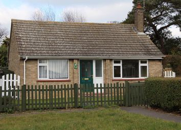 Thumbnail 2 bed detached bungalow to rent in West Street, Barkston, Grantham