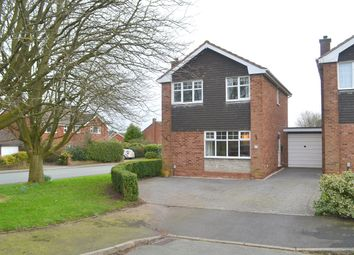 3 bed link-detached house for sale in St. Annes Road, Lichfield WS13