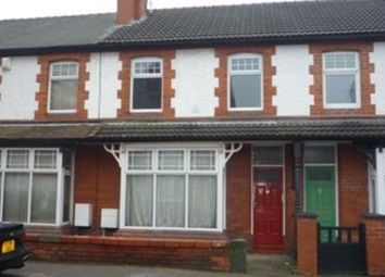 Thumbnail 1 bed terraced house to rent in Panton Road, Hoole, Chester