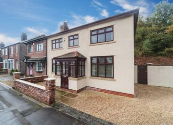 Thumbnail 4 bed semi-detached house for sale in Thelwall New Road, Grappenhall, Warrington
