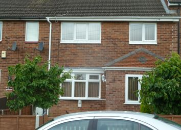 Thumbnail 3 bed town house to rent in Newlyn Parade, Hamilton, Leicester
