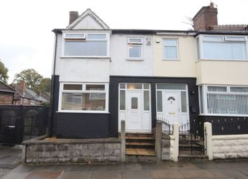 Thumbnail 3 bed terraced house for sale in Saville Road, Old Swan, Liverpool
