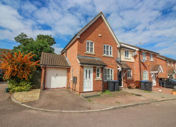 Abbeydale Close, Church Langley, Harlow CM17. 3 bed end terrace house