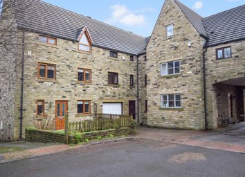 Thumbnail 3 bed town house for sale in Willow Fields, Lepton, Huddersfield