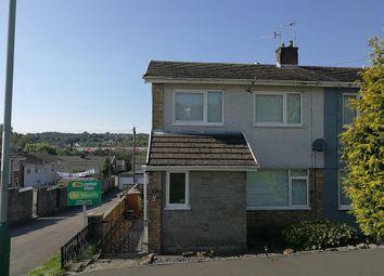 Thumbnail 3 bedroom property to rent in Yew Grove, Woodfieldside, Blackwood