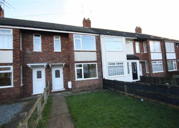Thumbnail 2 bed terraced house to rent in Coronation Road South, Wold Road, Hull