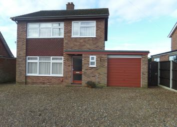 Thumbnail 3 bed detached house to rent in Brickle Road, Stoke Holy Cross