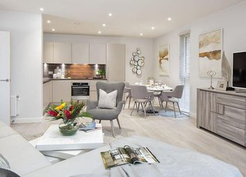 "Thumbnail 3 bed flat for sale in ""Hyde"" at Meadowlark House Moorhen Drive, Hendon, London"