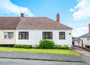 Thumbnail 3 bed semi-detached bungalow for sale in Blewitt Street, Hednesford, Cannock