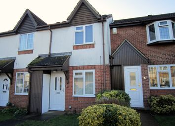 Thumbnail 2 bed terraced house to rent in Marlowe Road, Larkfield, Aylesford