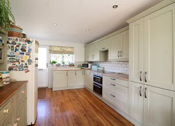 Thumbnail 3 bed detached bungalow for sale in Crowes Loke, Little Plumstead, Norwich