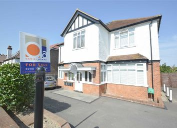 Thumbnail 2 bed flat for sale in Downs Road, Coulsdon