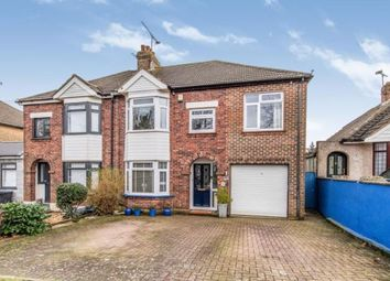 Thumbnail 5 bed semi-detached house for sale in Maidstone Road, Blue Bell Hill, Chatham, Kent