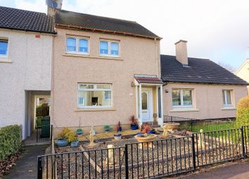 Thumbnail 2 bed terraced house for sale in Estate Road, Glasgow