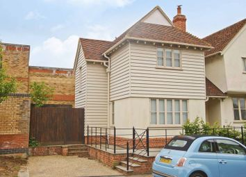 Thumbnail 2 bedroom end terrace house to rent in Hare Street Road, Buntingford