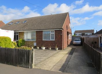Thumbnail 2 bedroom semi-detached bungalow for sale in Heathercroft Road, Ipswich