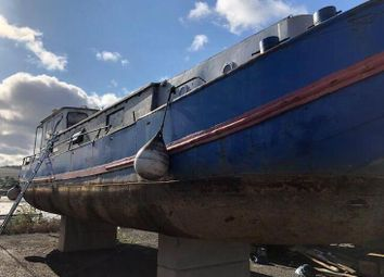 Thumbnail 1 bed houseboat for sale in Station Road, Cuxton, Kent
