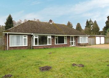 Thumbnail 4 bed detached bungalow for sale in Swaffham Road, Mundford, Thetford