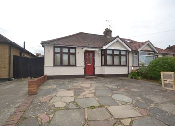 Jubilee Avenue, Romford RM7. 2 bed semi-detached bungalow