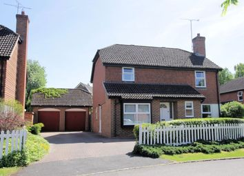 Thumbnail 4 bed detached house for sale in Elyham, Purley On Thames, Reading
