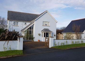 Thumbnail 4 bed detached house for sale in Egypt Meadow, Ludchurch, Narberth