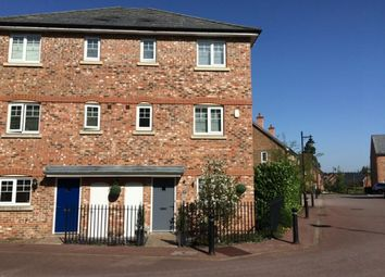 Thumbnail 4 bed town house to rent in The West Hundreds, Fleet