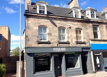 Thumbnail 1 bed flat to rent in High Street, Elgin