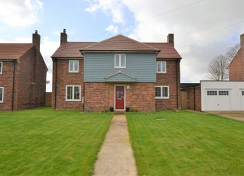 Thumbnail 4 bed detached house for sale in Stephenson Close, West Raynham, Fakenham