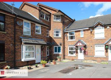 Thumbnail 2 bedroom flat to rent in Alcock Close, Newport