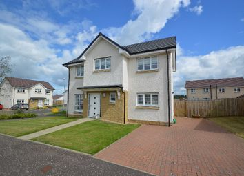 Thumbnail 4 bed detached house for sale in Bluebell View, Perceton, Irvine, North Ayrshire