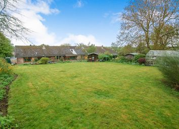 Thumbnail 4 bed detached bungalow for sale in Water Lane, Barnham, Thetford