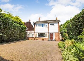 Thumbnail 4 bed detached house for sale in The Street, Sheering, Bishop's Stortford