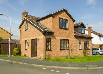 Thumbnail 4 bedroom detached house for sale in Gripps Common, Cotgrave, Nottingham