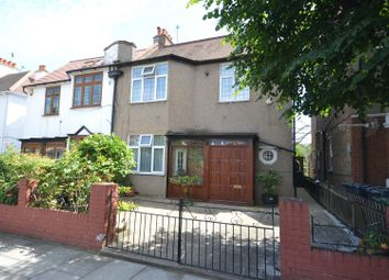 Thumbnail 4 bed semi-detached house for sale in St. Marys Crescent, Osterley, Isleworth