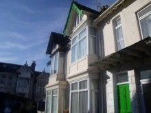 Thumbnail 5 bedroom town house to rent in Abingdon Road, North Hill, Plymouth