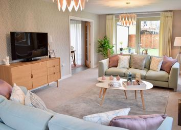 Thumbnail 4 bed detached house for sale in Bassett Road, Northleach, Gloucestershire