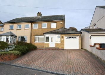 Thumbnail 3 bed semi-detached house for sale in Honister Road, Hensingham, Whitehaven