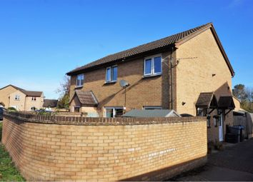 Thumbnail 1 bed terraced house for sale in Heather Close, Carterton