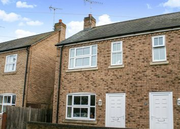 Thumbnail 2 bedroom semi-detached house for sale in Mews Close, Ramsey, Huntingdon