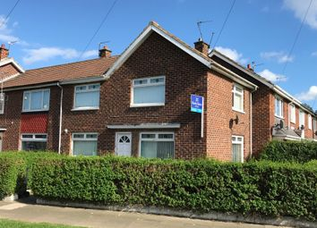 Thumbnail 3 bedroom end terrace house for sale in 58 Charlbury Road, Pallister Park, Middlesbrough, Cleveland