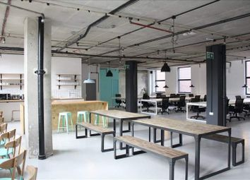 Serviced office to let in Leman Street, London E1