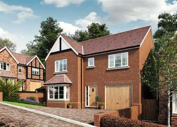 Thumbnail 4 bed detached house for sale in Kilbourne Road, Belper, Derbyshire
