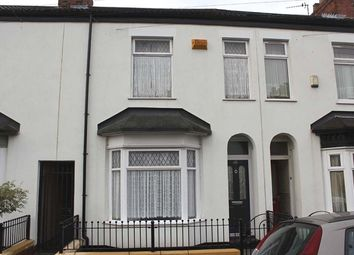 Thumbnail 2 bed terraced house for sale in Carrington Street, Hull