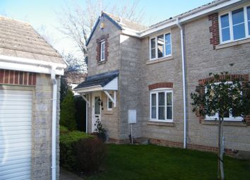Thumbnail 3 bed end terrace house for sale in Woodsage Way, Calne