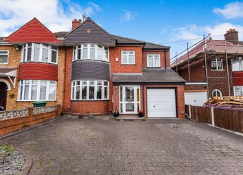 Thumbnail 5 bed semi-detached house for sale in Hydes Road, Wednesbury