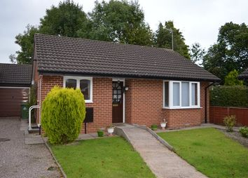 Thumbnail 2 bed detached bungalow for sale in Cheshire Gardens, Market Drayton