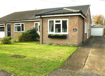 Thumbnail 3 bed semi-detached bungalow for sale in Mary Lane South, Great Bromley, Colchester