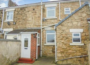 Thumbnail 3 bed terraced house for sale in William Street, Auckland Park, Bishop Auckland, Durham