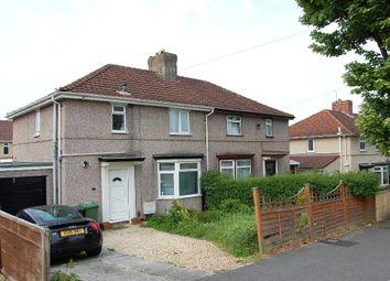 Thumbnail Semi-detached house for sale in Braemar Avenue, Bristol