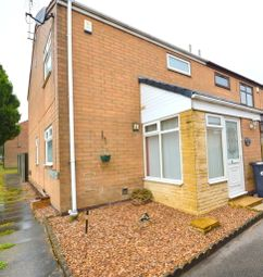 Thumbnail 3 bedroom end terrace house for sale in Moss Rise Place, Eckington, Sheffield